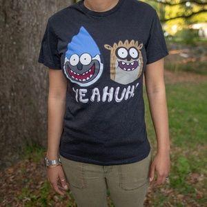 Cartoon Network Adventure time Yeahuh Kids Youth T-Shirt